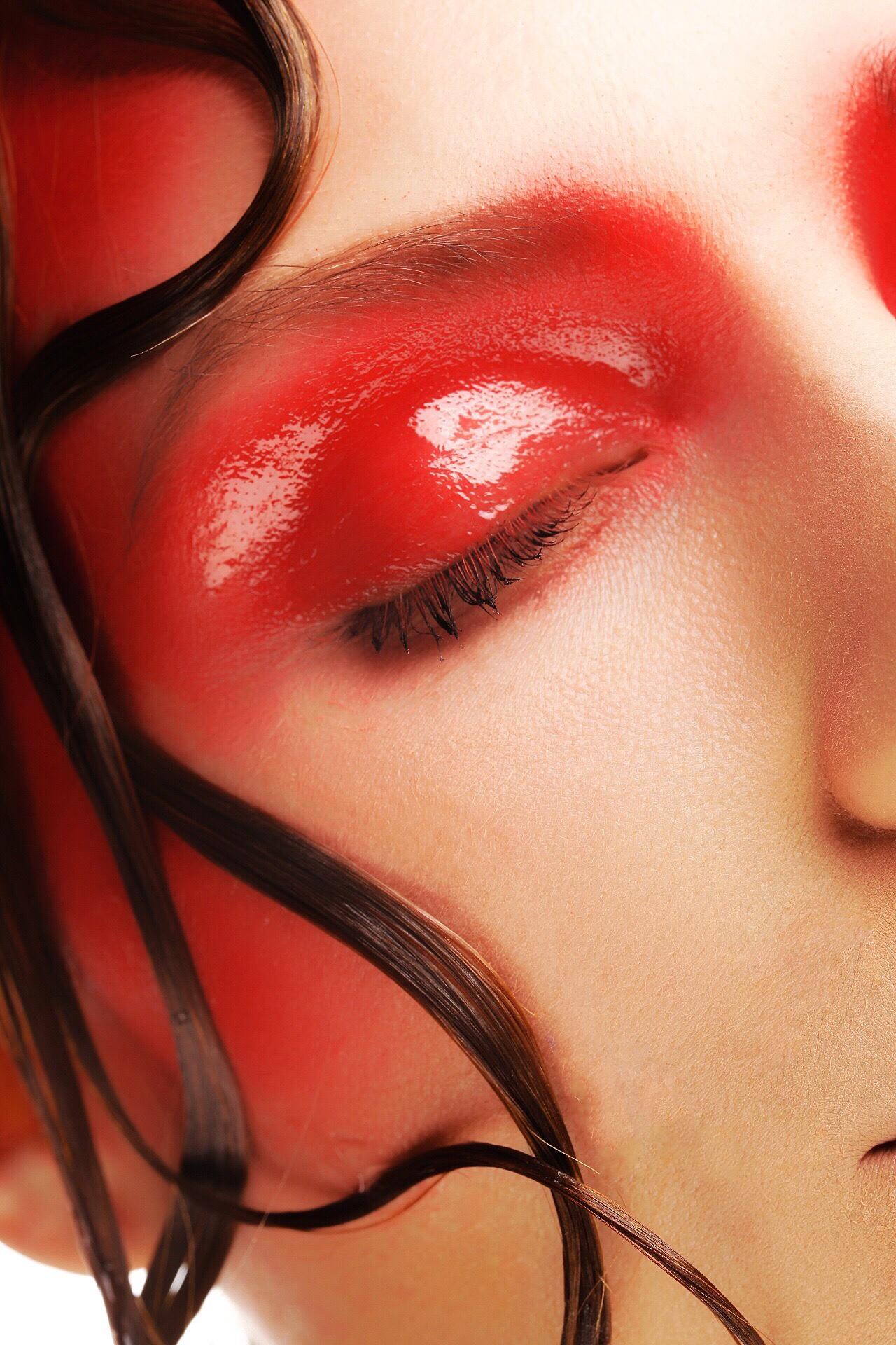 Beauty Aufnahmen mit Anja Janz