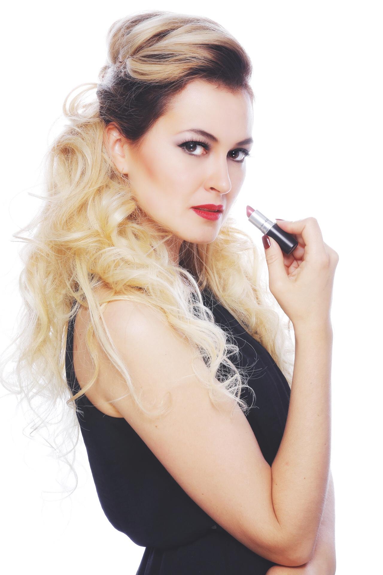 Beauty mit Alexandra Lyaschenko