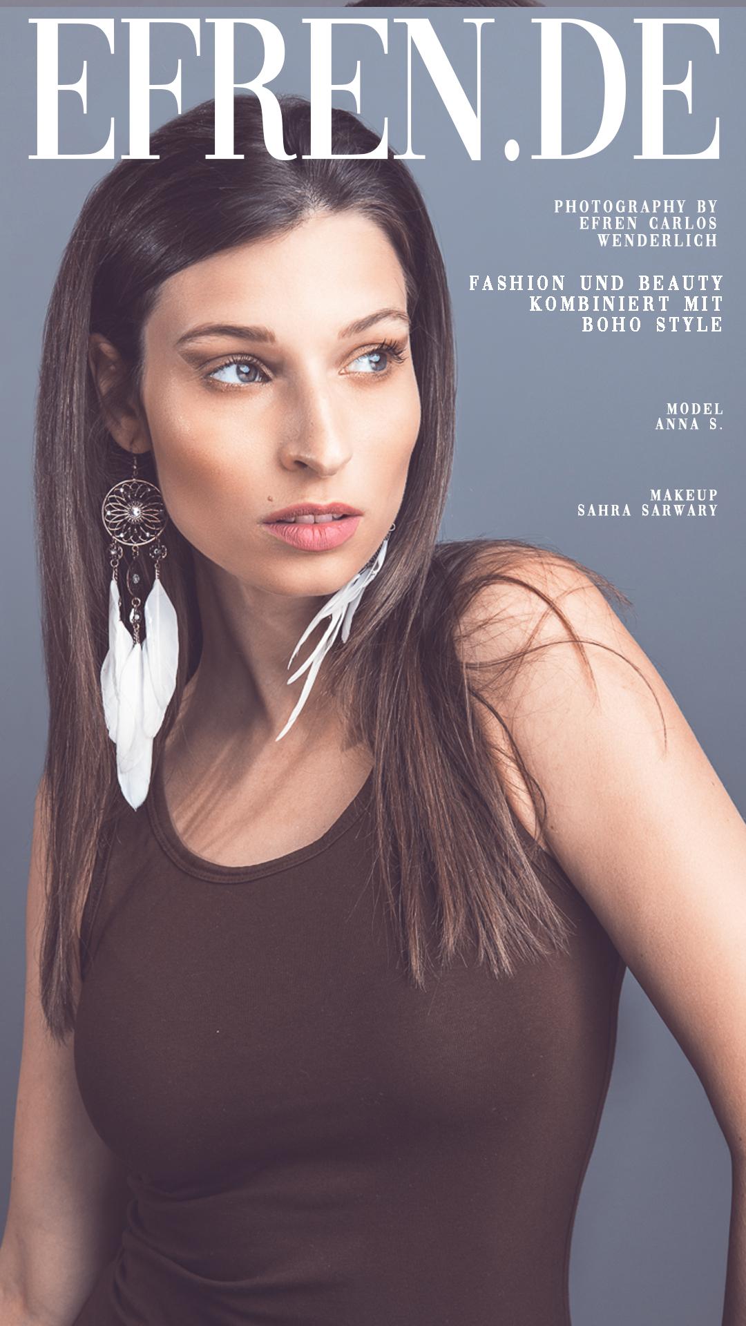 Portrait und Fashion mit Anna
