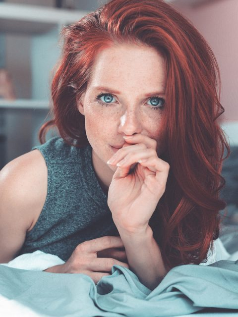 Lifestyle und Portrait mit Model Widget
